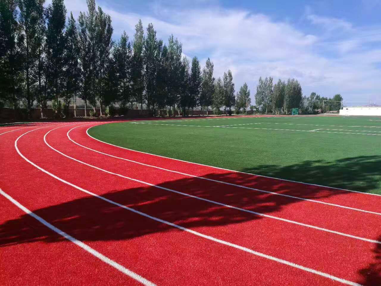 杭州透气型跑道(复合型跑道,混合型跑道)