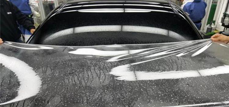 汽车隐形衣