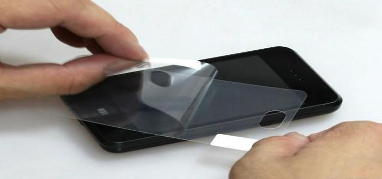 弹性光学贴膜应用