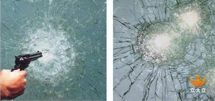 防弹玻璃膜应用