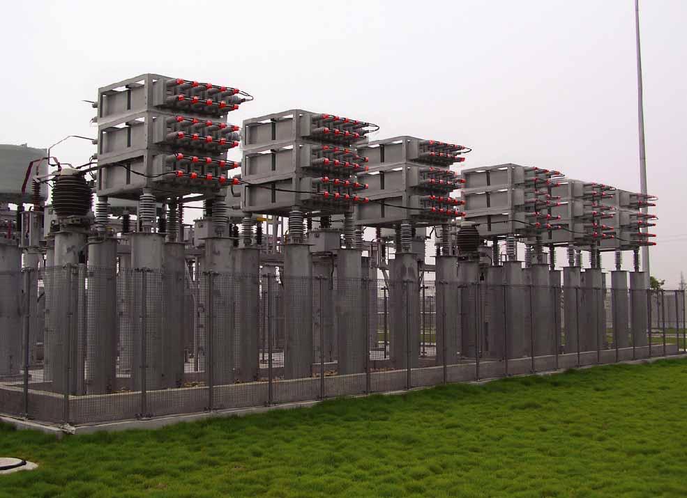 高压并联电容器装置