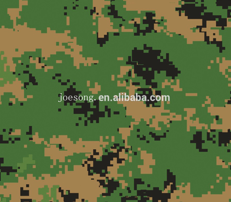 JOESONG Camouflage with air chanel