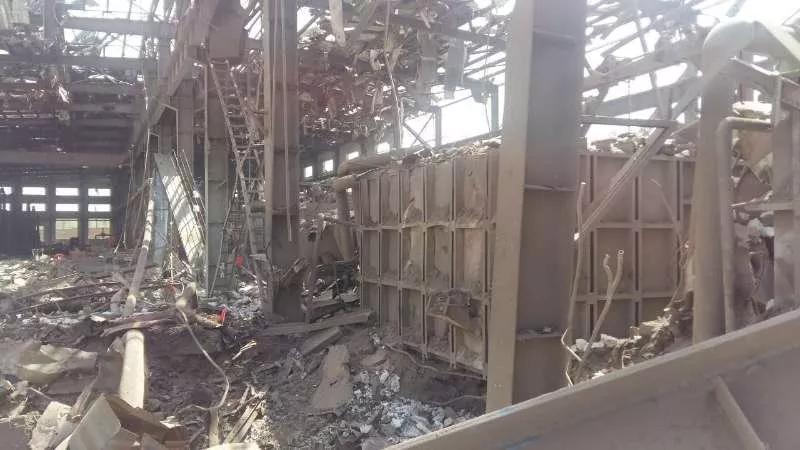 爆炸事故相关安全设备