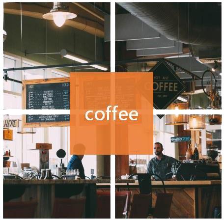 餐饮 –咖啡店解决方案