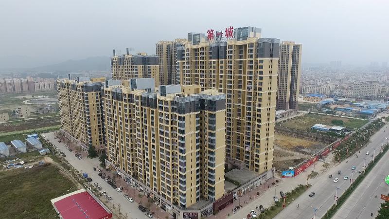 第一城-廣東華成峰投資有限公司