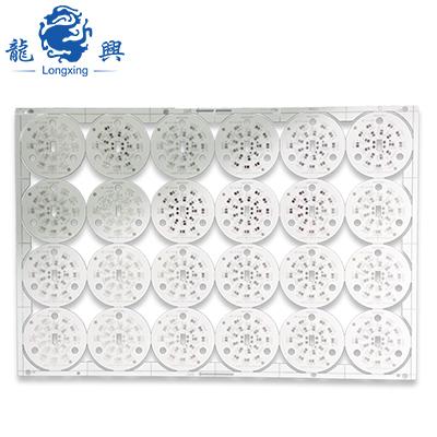 电路板 PCB 生产厂家铝基板PCB电路板线路板抄板单面板打样加工定制
