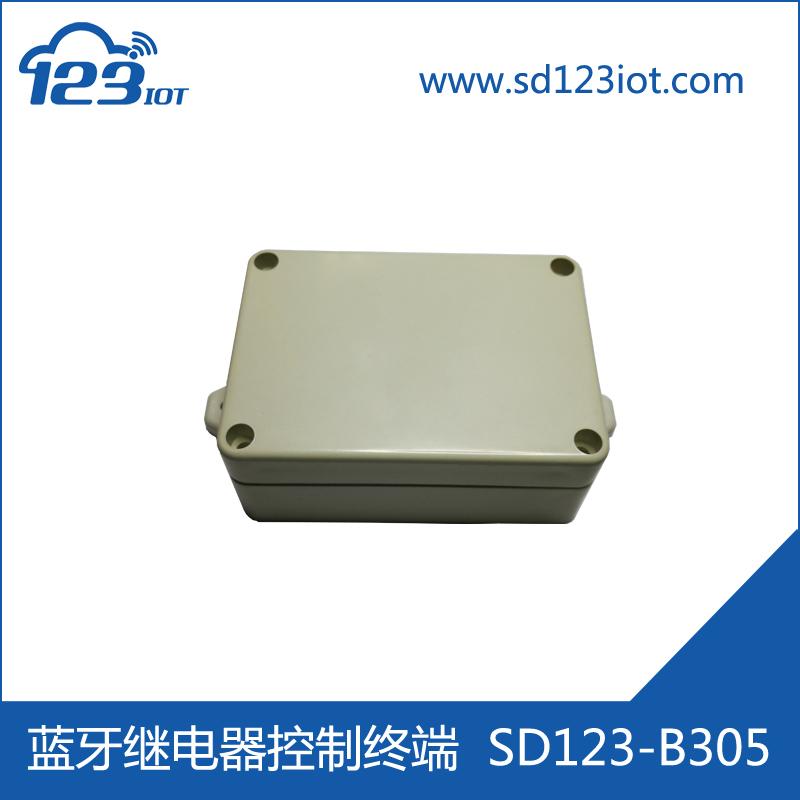 SD123-B305 蓝牙继电器控制终端