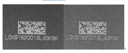 OPG200采集二维码图像