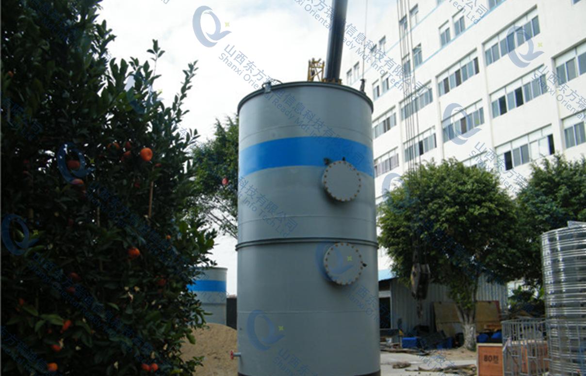催化氧化塔