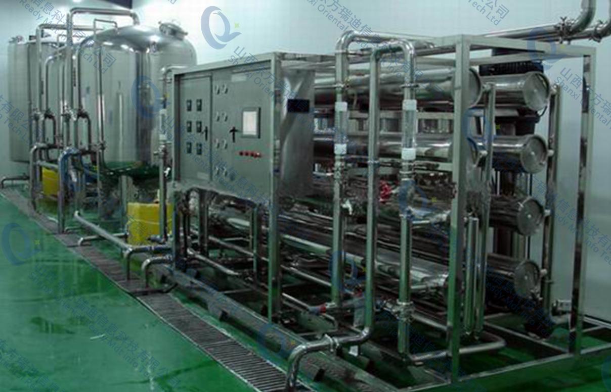 医药化工纯化水设备