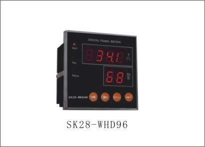72方形智能型温湿度控制器