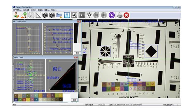 手机摄像头检测软件简介——摄像头模组(CCM) 检测方案(七)