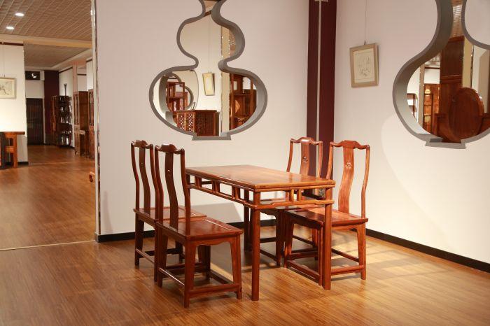 明式餐桌五件套