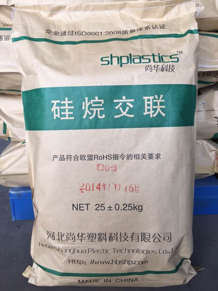 Polyethylene sheathing compound series