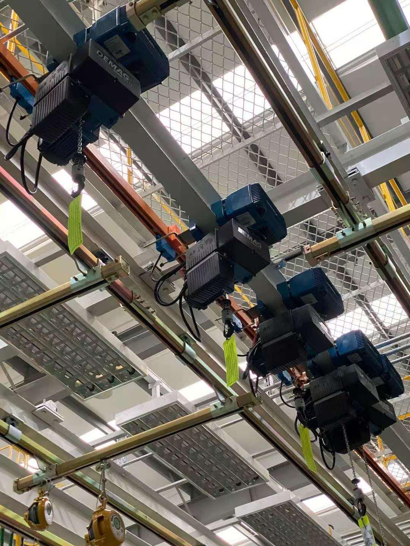 德马格DC-COM环链电动葫芦