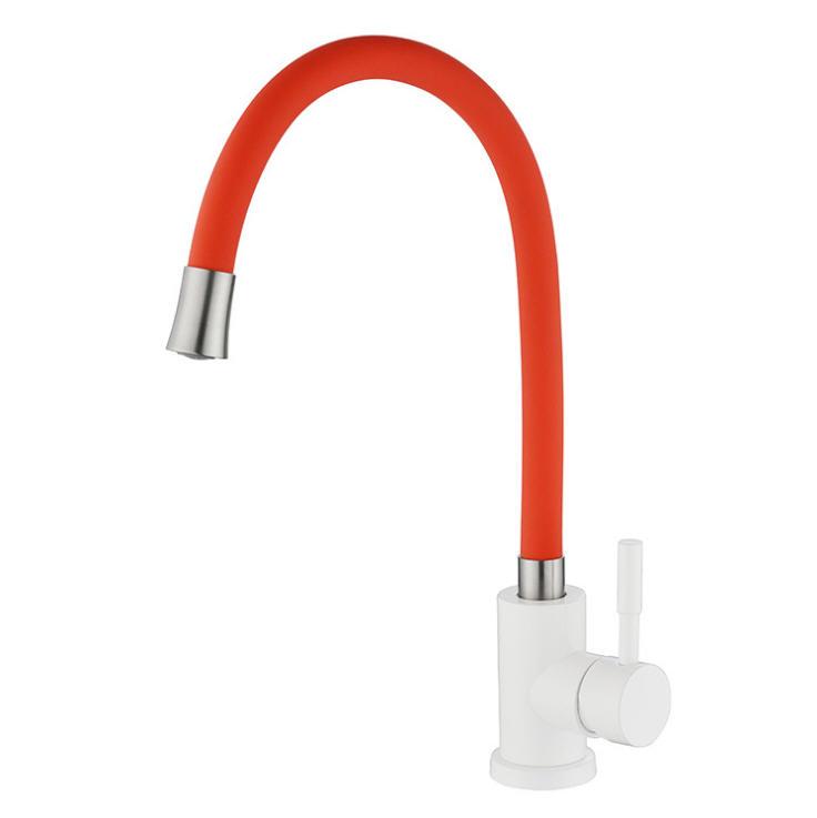 万向管抽拉厨房水龙头CFLT022
