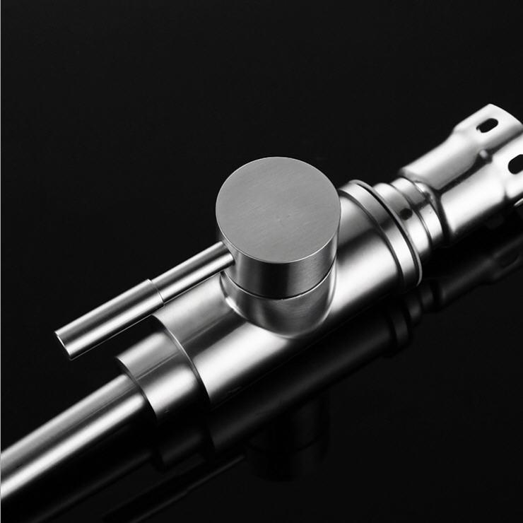 冷热水槽万向管旋转龙头CFLT028