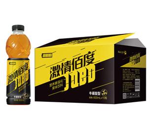 600ml×15激情佰度牛磺酸型-营养素强化果味饮料