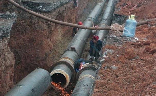 聚氨酯保温管地沟敷设