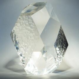 大尺寸光学石英晶体