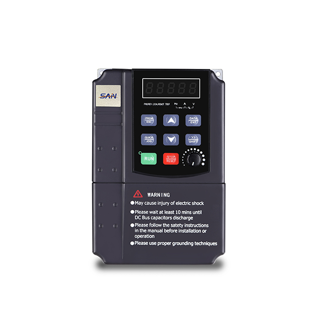 高性能矢量变频器0.75~3KW