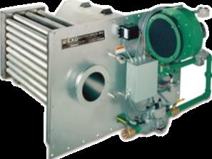 RHT间接空气加热器
