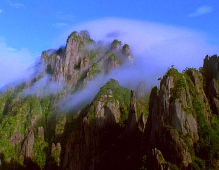 三清山玉京峰