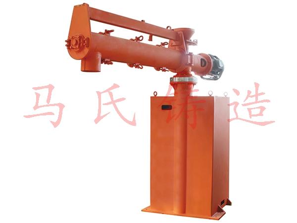 SLH-05 5吨树脂砂连续混砂机 单臂
