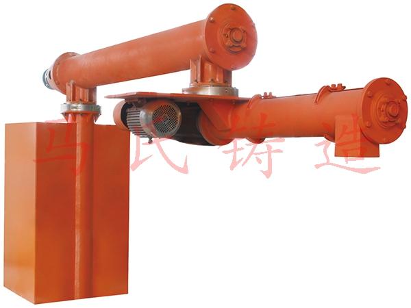 SLH-05 5吨树脂砂连续混砂机