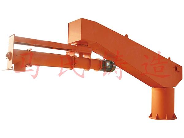 SLH-20 20吨树脂砂连续混砂机