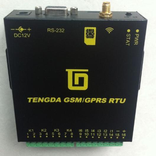 GSM/GPRS RTU 测控终端