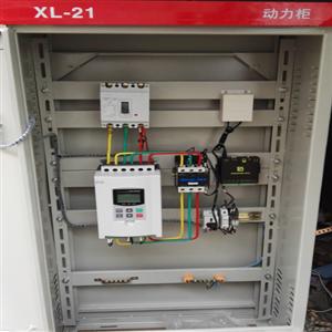 水泵配电箱线路图