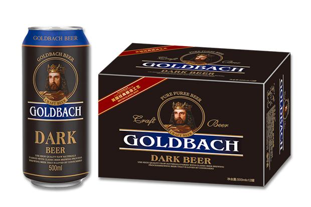 歌得巴赫黑啤酒