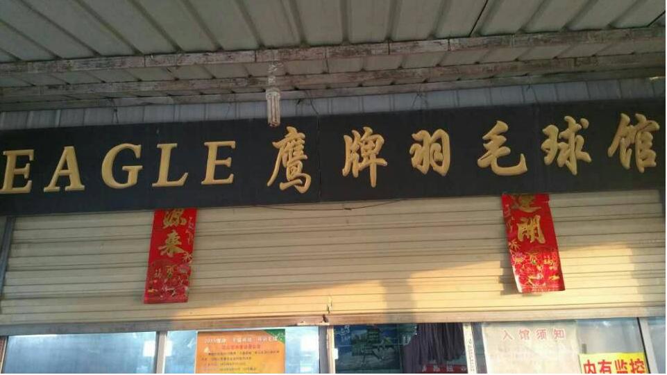 2016年5月17E河南省鹰牌羽毛球馆