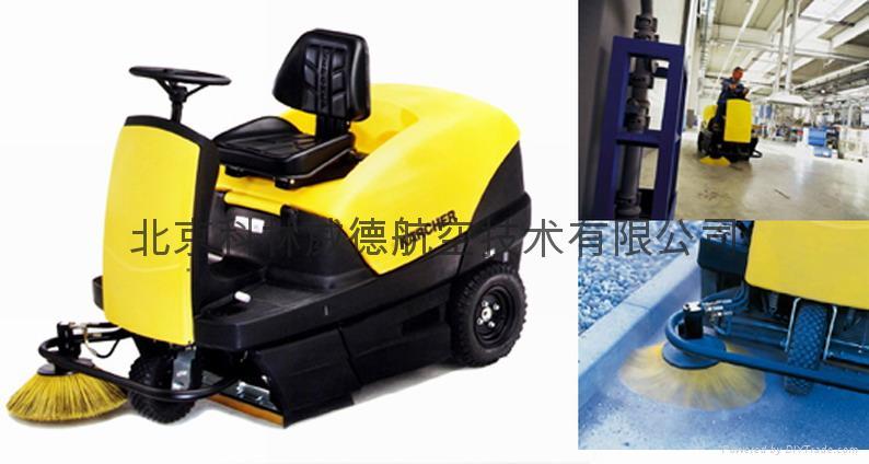 KM90/60R KM100/100R驾驶式无尘清扫车