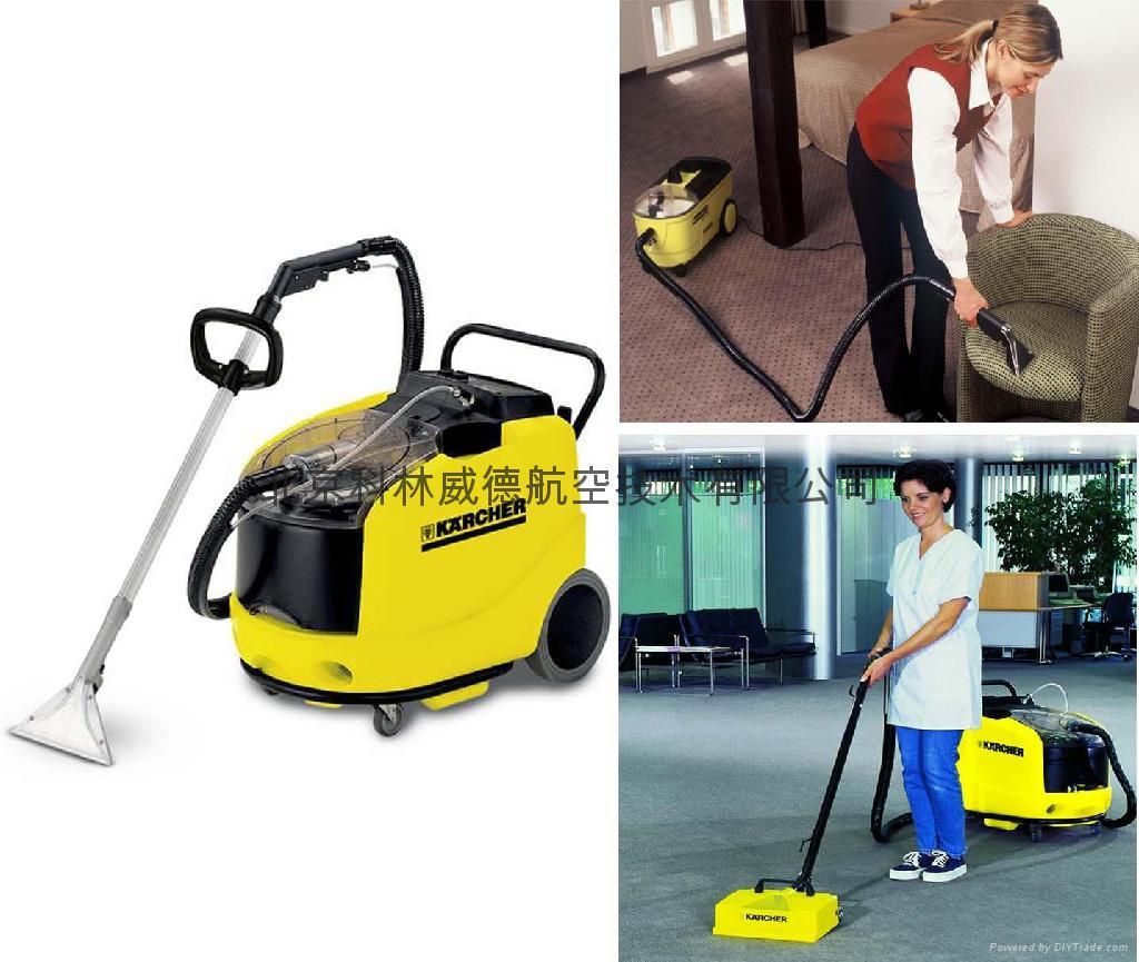 Puzzi10/1 Puzzi10/2 Puzzi30/4喷抽式地毯清洗机