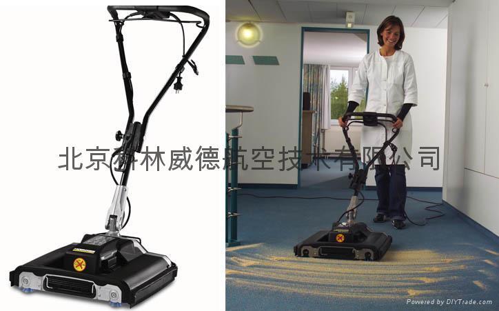 BRS 40/550C 地毯干洗机