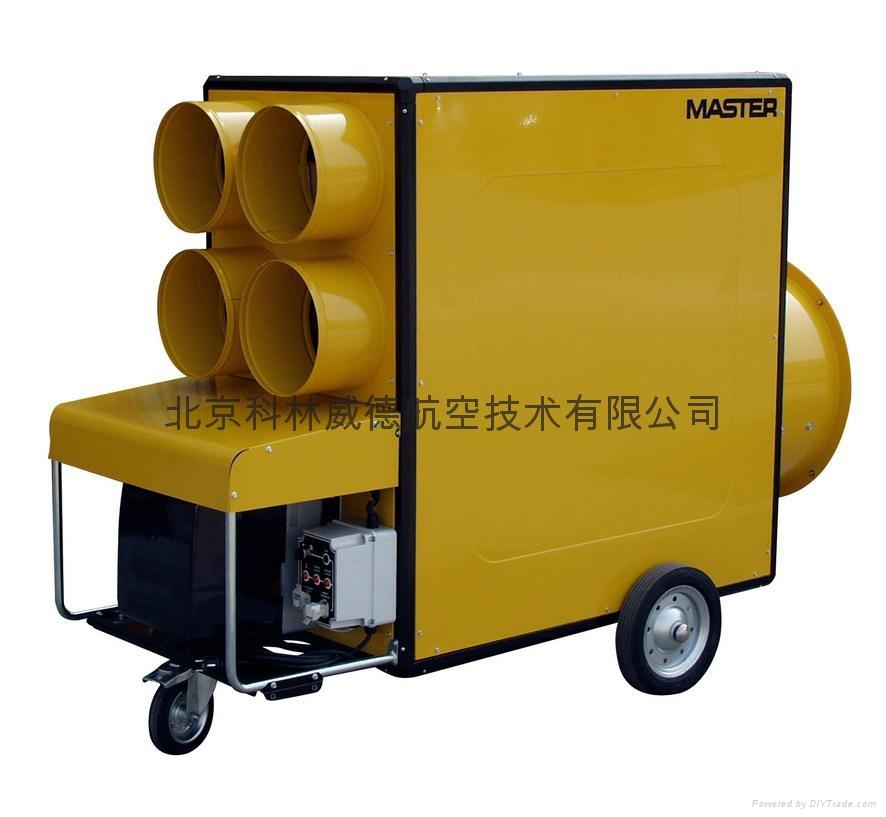 高效间接燃油暖风机/工业热风机