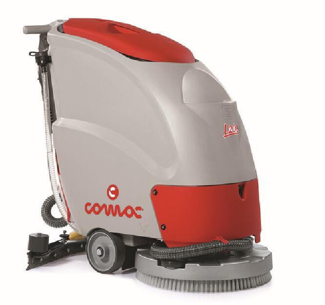 L20B  L20E手推式洗地机