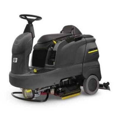 B90 驾驶式全自动洗地车