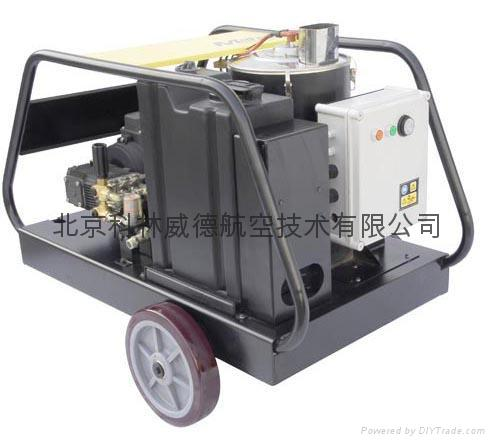 180bar High-pressure cleaner