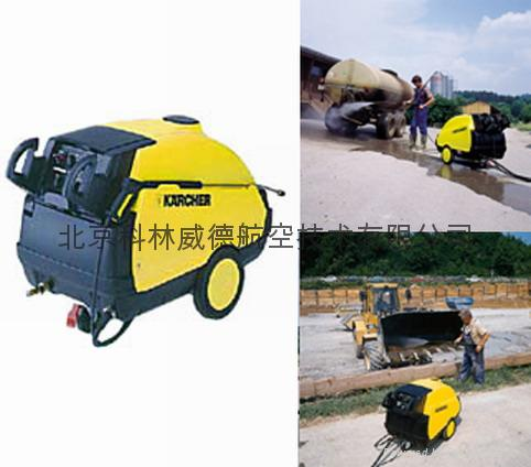 HDS 801E Hot water high-pressure cleaner