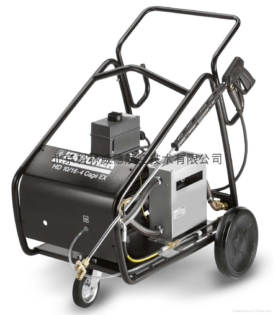 HD10/16-4 Cold water high-pressure cleaner