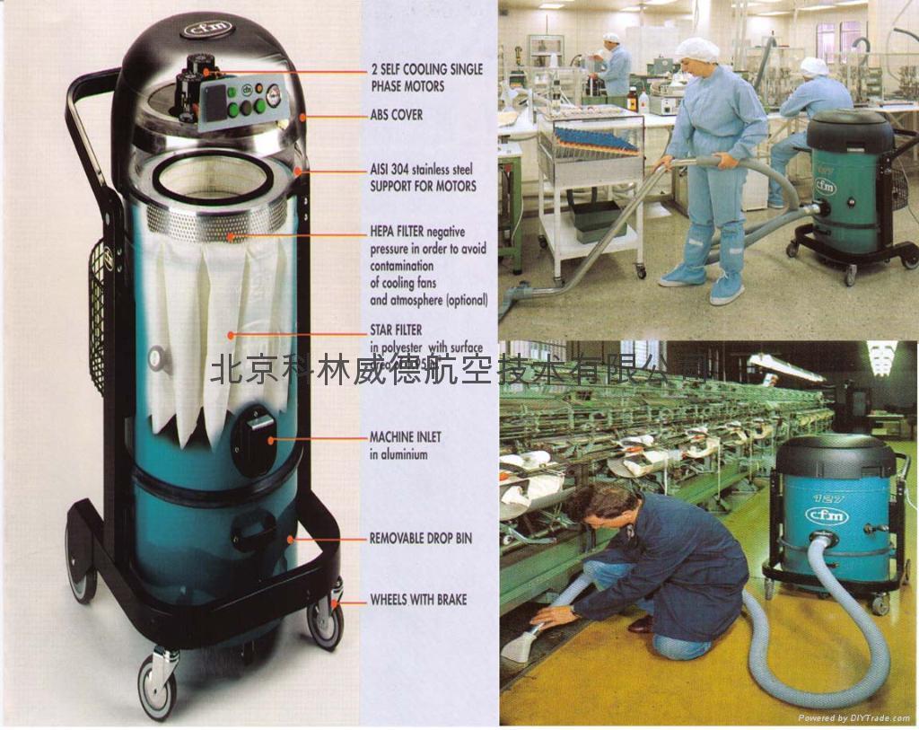 CFM127 CFM137 Vacuum
