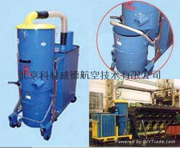 DG100 DG150 DG200 DG300 Industrial vacuum