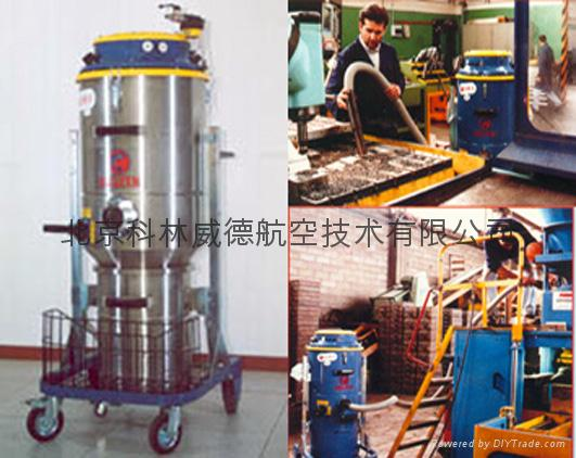 DM3/100 AIR Industrial vacuum