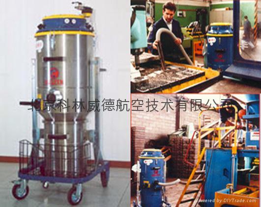 DM3 DM3/100 Industrial vacuum