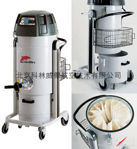 351 DS Industrial vacuum