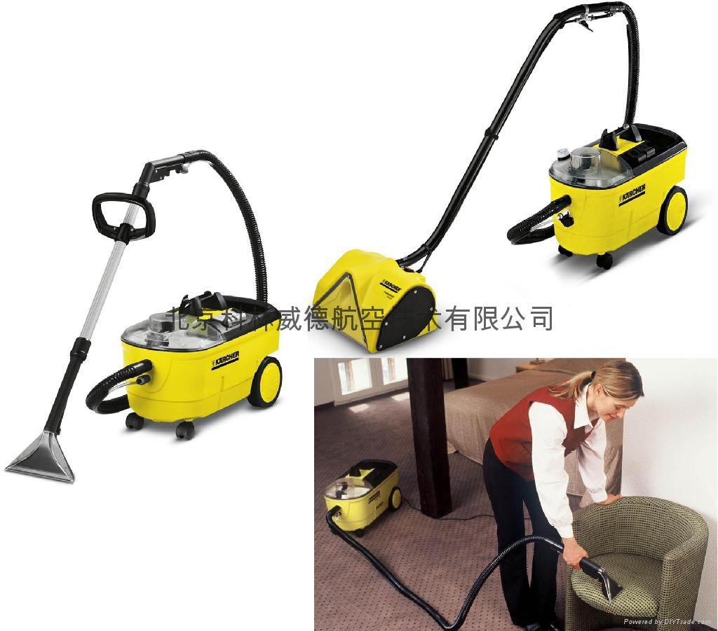 Puzzi100 Puzzi200 Puzzi400 carpet cleaner