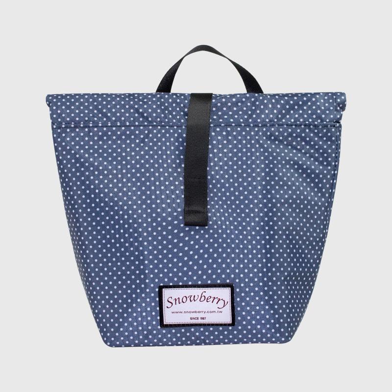 卷口食物袋 - 兼具保温保冷功效,可重复使用,兼具保温保冷功效,减塑环保新选择